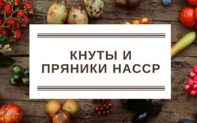 Кнуты и пряники НАССР